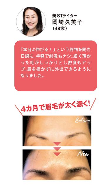 美瞳をつくる〝ふさふさ〟3強セット