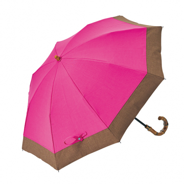 [BICHERIE.]100%完全遮光 晴雨兼用日傘 B-折りたたみ