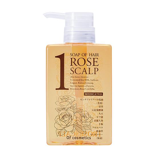[Of cosmetics]薬用ソープオブヘア・1-ROスキャルプ