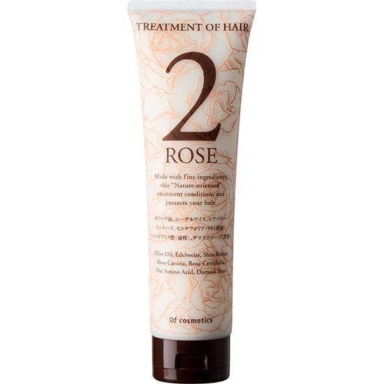[Of cosmetics]トリートメントオブヘア2-RO