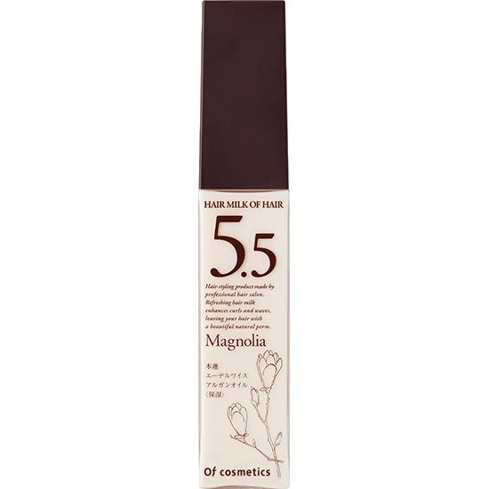 [Of cosmetics]ヘアミルクオブヘア・5.5Ma