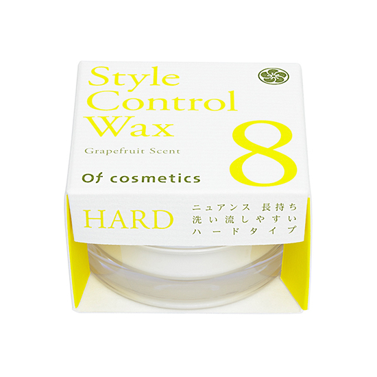 [Of cosmetics]スタイルコントロールワックス・8