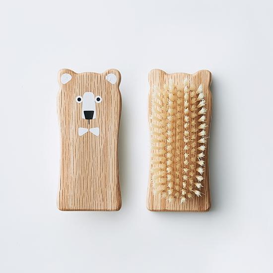 [LoZooRo]キッズヘアブラシ