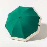 [BICHERIE.]100%完全遮光 晴雨兼用日傘 Mサイズ バイカラー