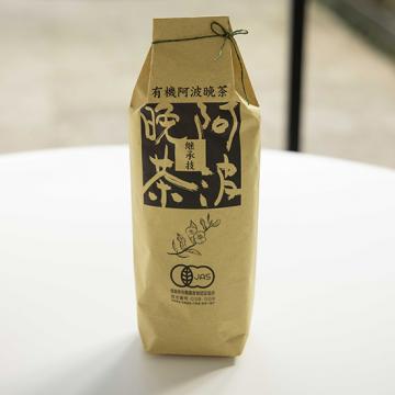 [阪東食品]有機阿波晩茶