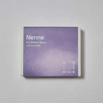 [UNBD]「Nenne」 CBDバスボム 200mg