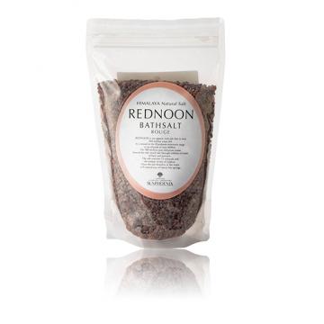 [REDNOON]最高級ヒマラヤ岩塩天然バスソルト<900g>