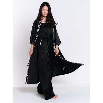 [AMATERAS]墨衣 KIMONO robe