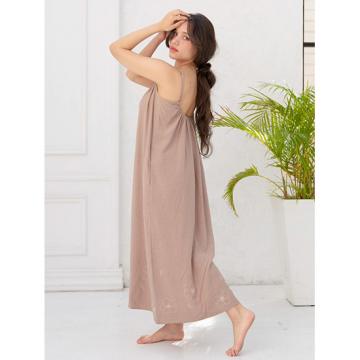 [AMATERAS]cotton flare onesie