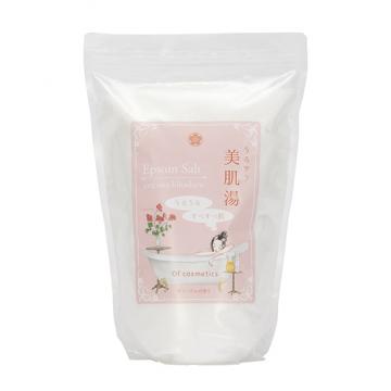 [Of cosmetics]うるサラ美肌湯・ゼラニウム