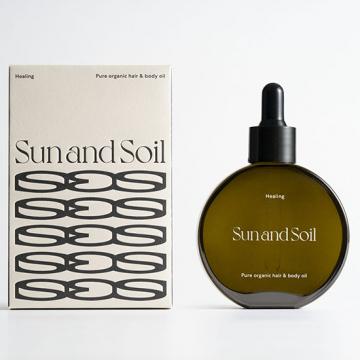 [Sun and Soil]Healing Balancing Oil