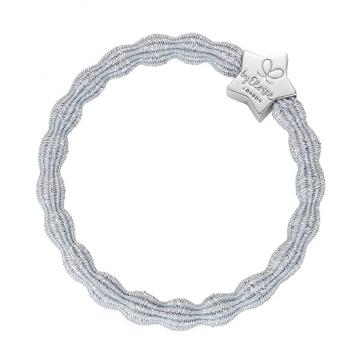[byEloise]Metallic Silver Star Silver