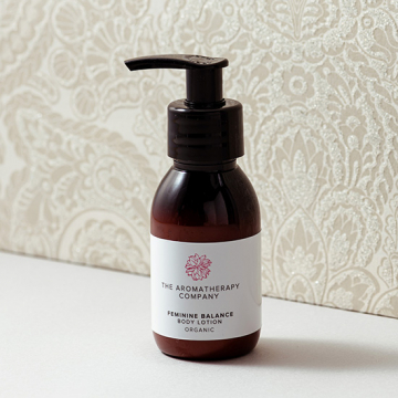 [THE AROMATHERAPY COMPANY]フェミニンバランス ボディローション