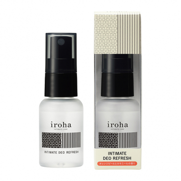 [iroha]iroha INTIMATE DEO REFRESH