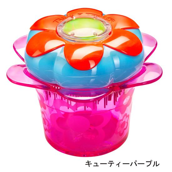 タングルティーザー Magic Flowerpot (マジックフラワーポット)