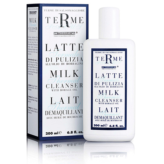 [TERME DI SALSOMAGGIORE]クレンジングミルク 200ml