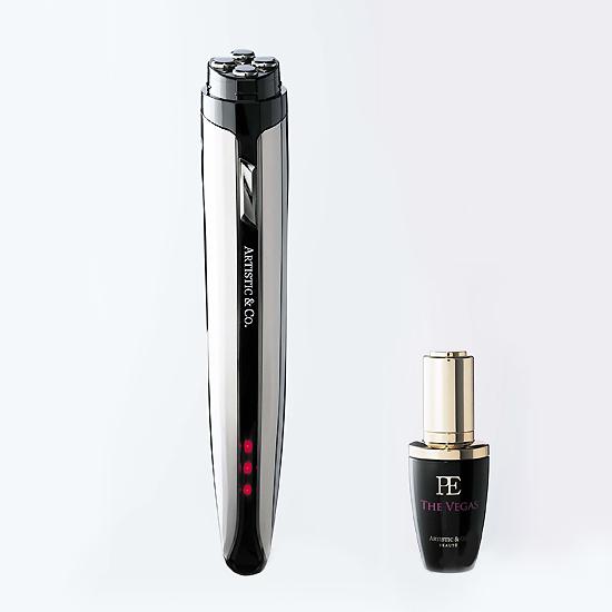 [ARTISTIC & Co.]美顔器&専用美容液セット