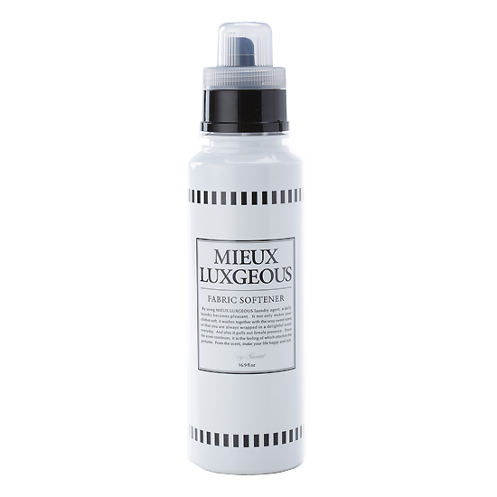 [MIEUX LUXGEOUS]ファブリックソフトナー 500ml