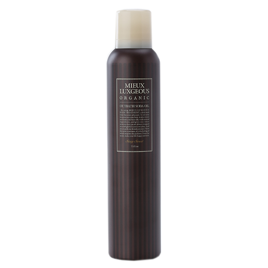 [MIEUX LUXGEOUS]OUTBATH SODA OIL(炭酸トリートメント) 200g