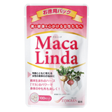 Maca Linda(マカリンダ)お徳用パック100粒入り