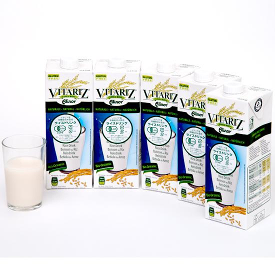 VITARIZ ビタリッツ ライスミルク(1000ml) 5本セット