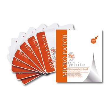 [Spa treatment]【お得な2箱セット】ホワイトマイクロパッチ(8枚入り)