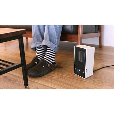 [PRISMATE]人感センサー付セラミックファンヒーター