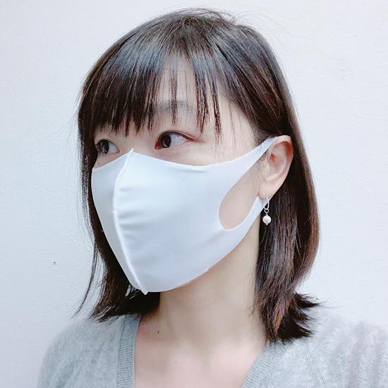 速乾UV水着素材マスク2枚セット