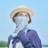 [わがまま女優のUV対策]リボンボレロセット