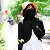 [わがまま女優のUV対策]ボタンボレロセット