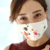 [JEWLINGE]洗える制菌布マスク2枚組