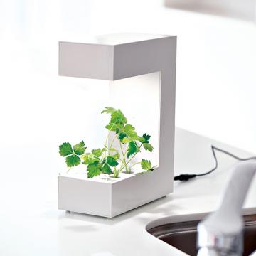 [Akarina]LED水耕栽培Akarina14【コの字型】