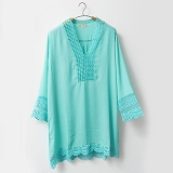 【50%OFF】[Angels by the Sea]レースチュニック