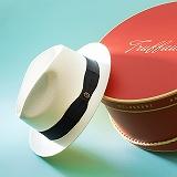 [Truffaux]パナマ帽 SHORT BRIM ナチュラル