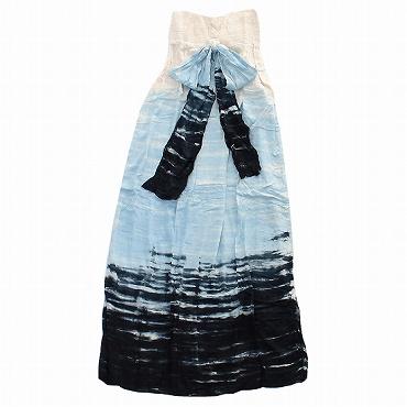 【50%OFF】[Tiare Hawaii]Jasmine ロングドレス ディープシー