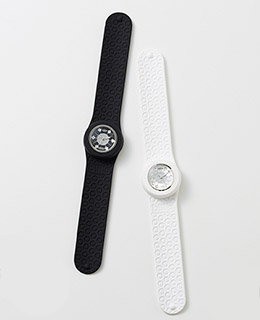 bill's watches CLASSIC WHITE/BLACK