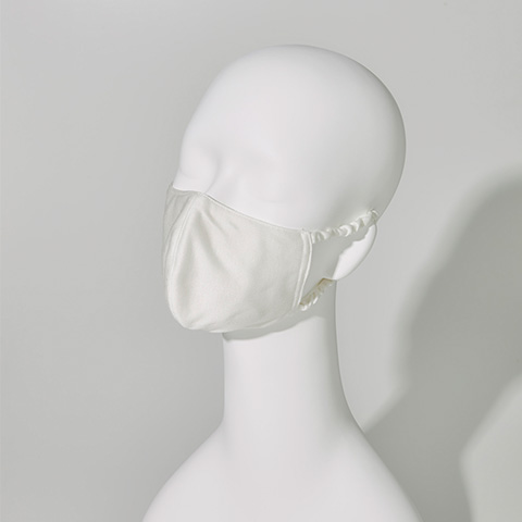 SILK 3D MASK ECRU