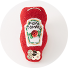 [MONMANNEQUIN]Ketchup Brooch