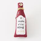 [MONMANNEQUIN]Red Wine Brooch