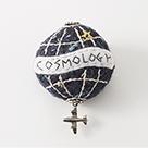 [MONMANNEQUIN]Globe Brooch