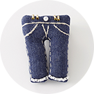 [MONMANNEQUIN]Jeans Brooch