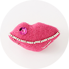 [MONMANNEQUIN]Kiss Brooch