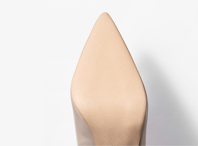 9cm Pointed toe