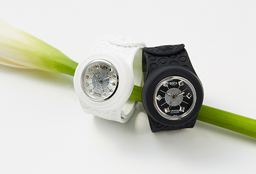 bill's watches CLASSIC スワロフスキーダイヤル