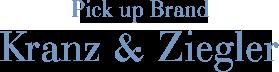 Pick up Brand Kranz & Ziegler