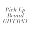 Pick Up Brand GIVERNY
