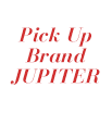 Pick Up Brand JUPITER