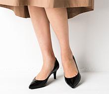 足の親指がかなり長いんですがだましだまし、窮屈な靴を履いています