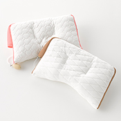 ぐっすり安眠できる、体にフィットする枕編
