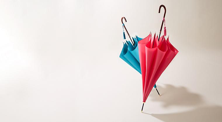 スリム長傘